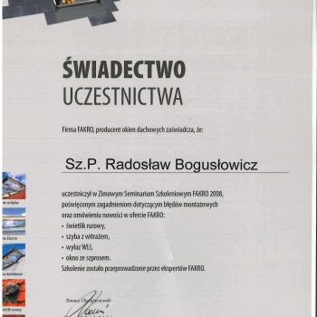 Swiadectwo1